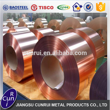 Copper Strip/ Copper Coil Price with High Quality