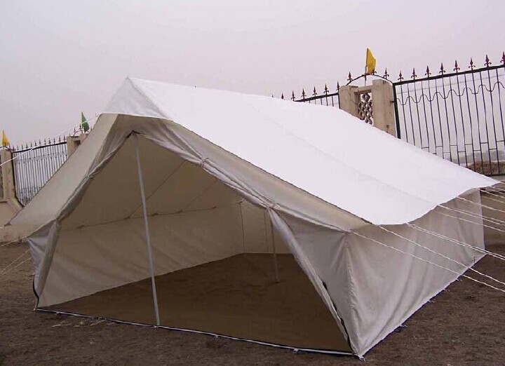 3m 4m cheap refugee camp tent buy refugee camp tent for Cheap wall tent
