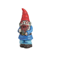 New crafts resin zombie dwarf gnome figure model for sale