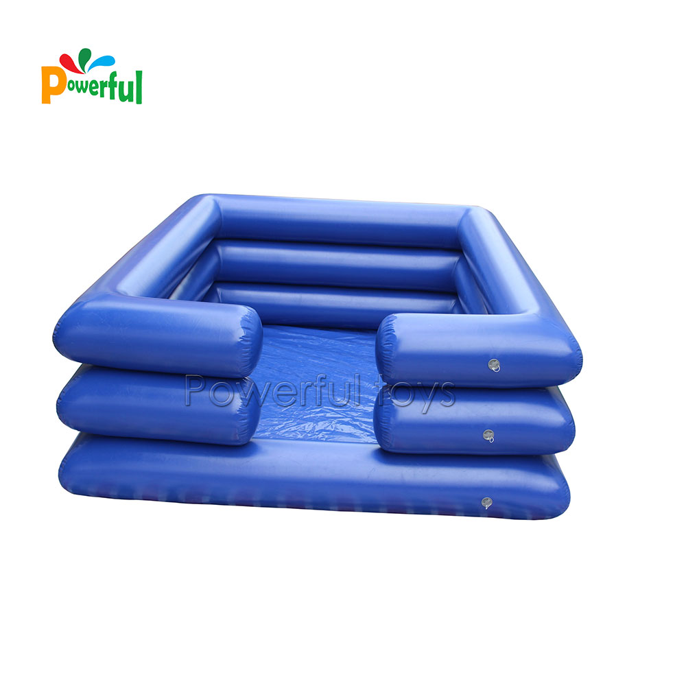 Strongest  PVC inflatable water swimming pool customized foam ball cubes