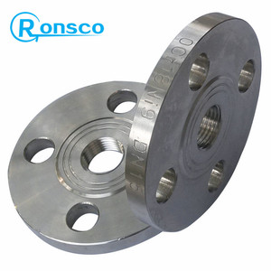 Alibaba stock wear resistance aisi 17-4ph en 1.4542 stainless steel flange