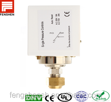 "1/4"" Flare nut and M12*1.25 thread Single pressure controller P/PC series"