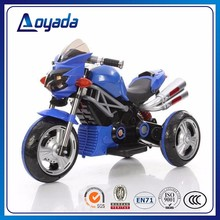 Factory Price Two Battery 6V Kids Electric Motorcycle Children Ride On Toy Motorbike Battery Powered Baby motorcycle