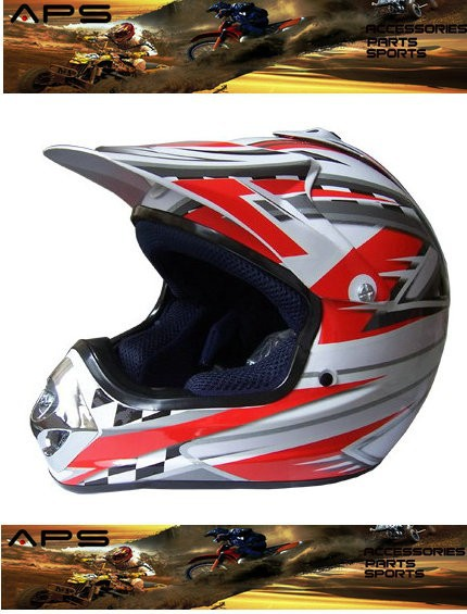 ATV / Motorcycle Helmet