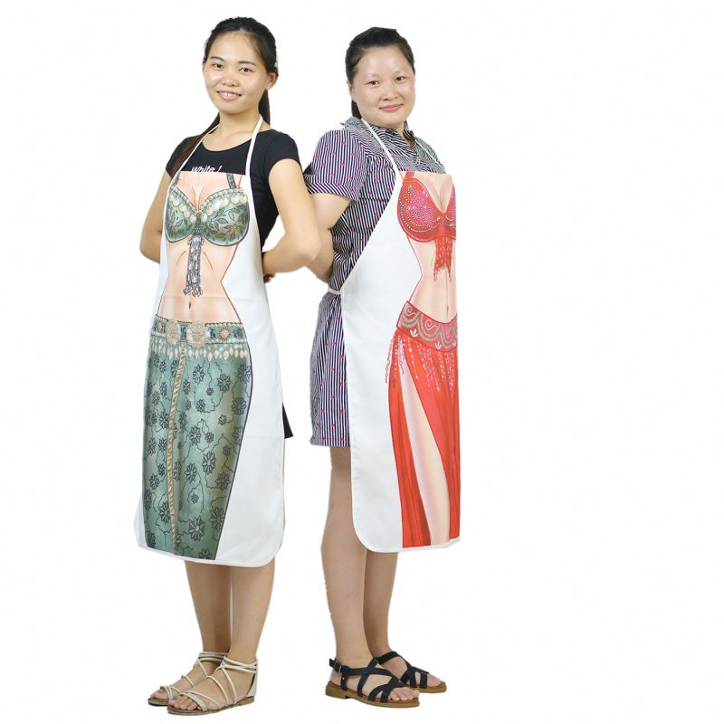 lace apron for kids or promotion