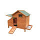 Waterproof Wooden Rooster House For Sale DFC-002-1