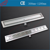 Stainless steel shower linear drain , shower drain
