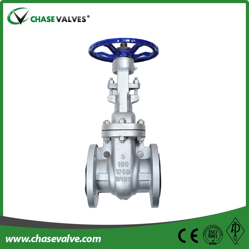China Industrial Wcb Cast Steel 6 Inch Water Gate Valve Price ...