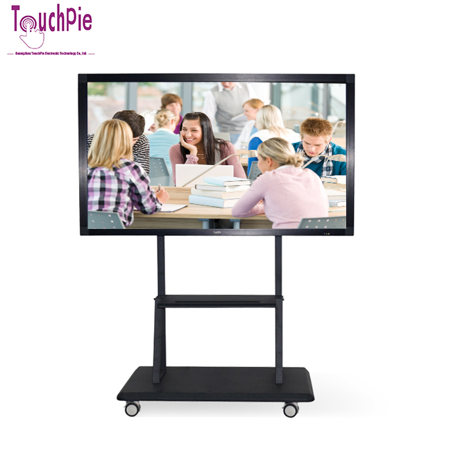 Fabriek OEM flexibele 55 inch touchscreen lcd smart board interactive