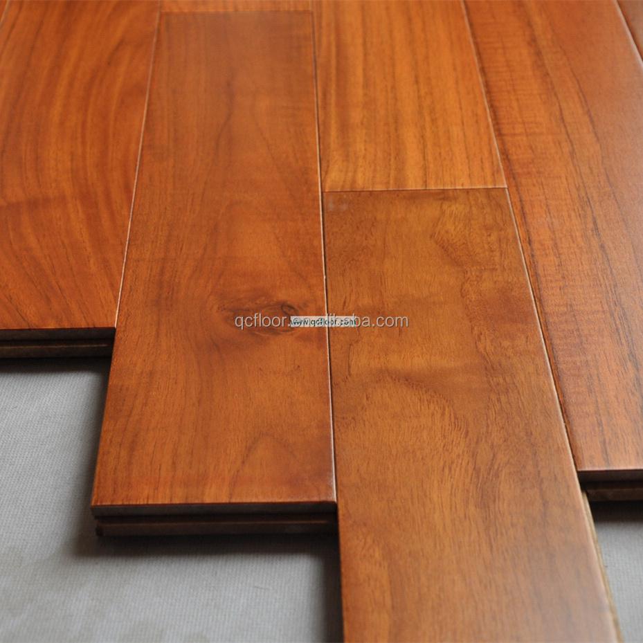 Wooden Floor Teak Parquet Wood Flooring