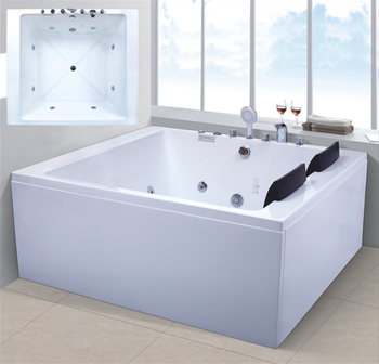 Acrylic Inexpensive Bath Tubs Freestanding Two Person Hot Tub