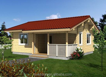 Top Quality Portable Wooden House With American Style Design