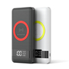 Portable usb battery 10000mah mobile power supply mini Wireless consumer electronics Power Bank