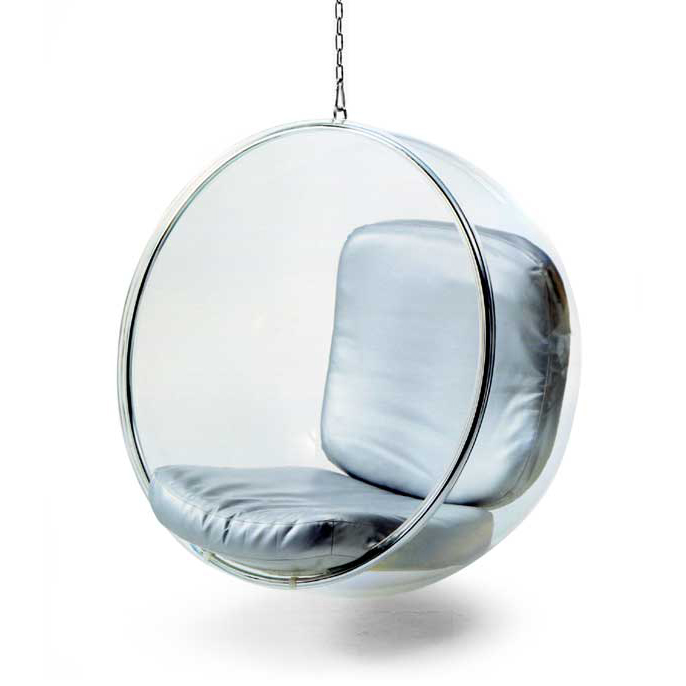 Bubble Shaped Acrylic Hanging Chair, Bubble Shaped Acrylic Hanging Chair  Suppliers And Manufacturers At Alibaba