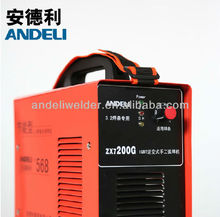 single phase plastic cnc arc 200 amp DC inverter welding machine vietnam