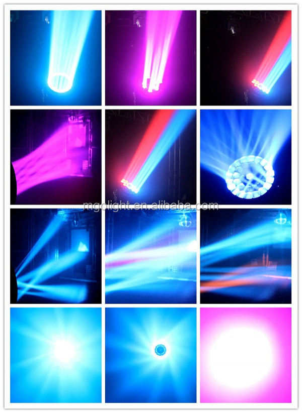 Led Outdoor Lighting Led Zoom Bee Eye K2o Wash Moving Head Light ...