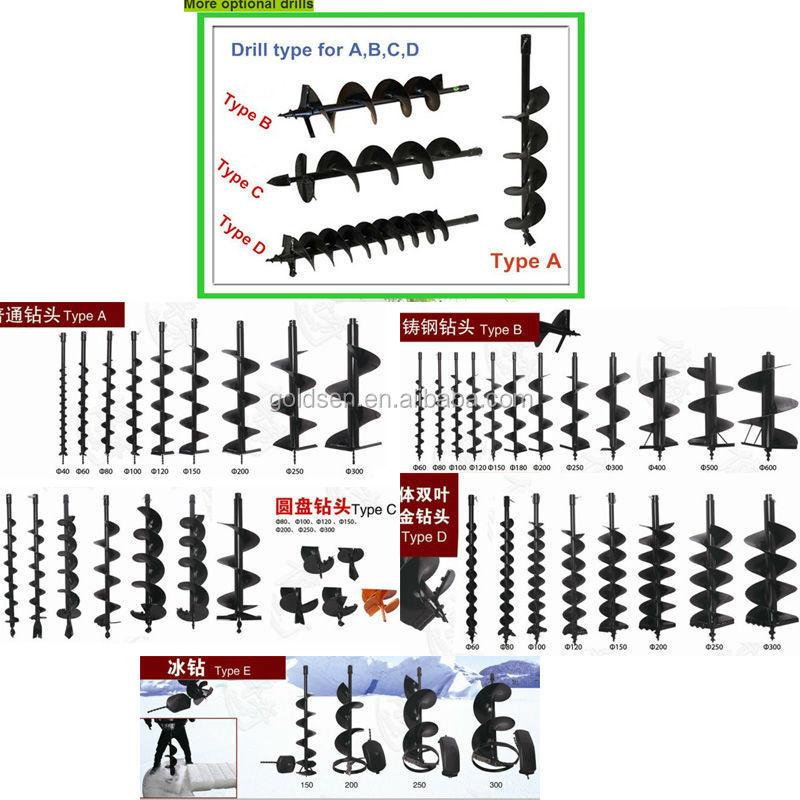 71cc 2400w handscheinwerfer boden bohren bohrmaschine hand statt handbuch zaunpfosten erdbohrer. Black Bedroom Furniture Sets. Home Design Ideas