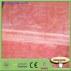 Pink Glass Wool Felt Heat Insulation,Soundproofing,Noncombustible