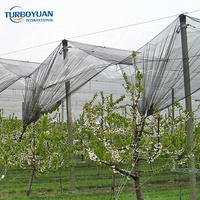 Woven knitted hail protection/guard net / Yemen selvage Anti Hail net for vineyard