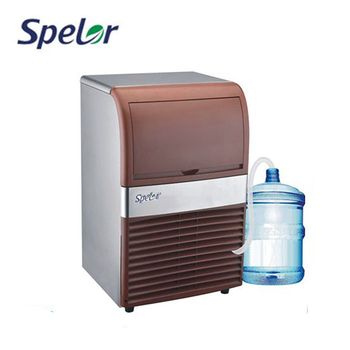 Stainless Steel Convenient Ice Making Machine For Home