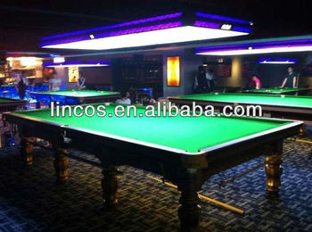 LED Snooker Table Lights