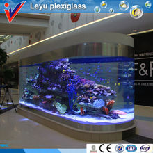 Custom Acrylic Aquarium Acrylic Fish Tank