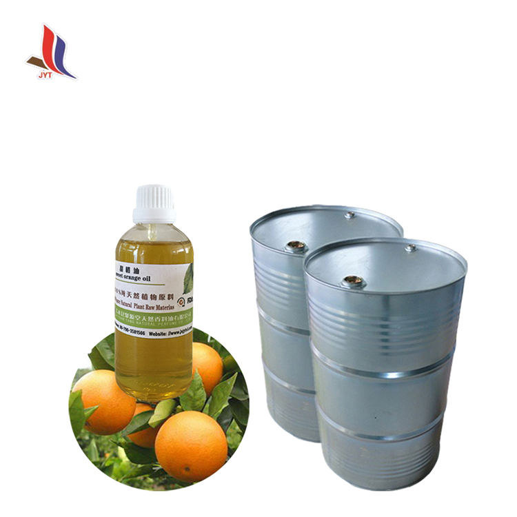food grade orange peel oil aromatherapy  oil massage oil for industry