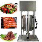 our company want distributor German sausage making machine sausage stuffer sausage filler for sale