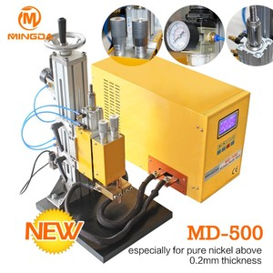 18650 battery spot welder for Lithium ion battery battery tab spot welder machine with foot switch control