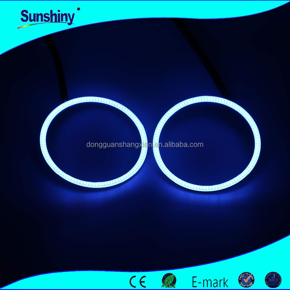 Led Angel Eyes Ring For Honda Neon Ccfl Eye Shadow Double Suppliers And Manufacturers At