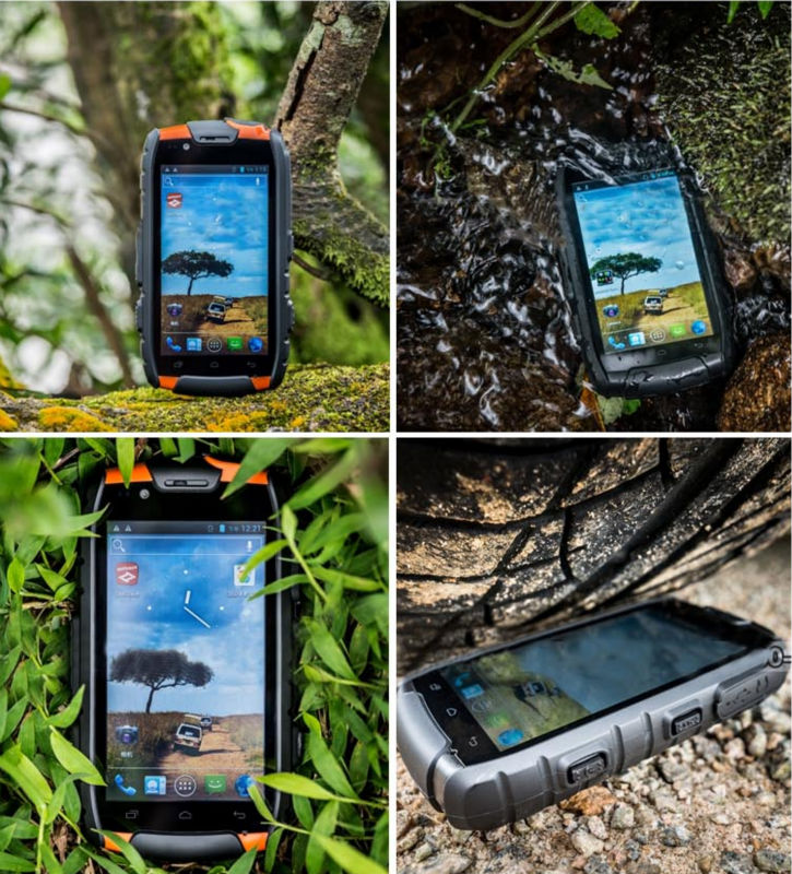 Full function rugged phone s15 2 dual sim card nfc and ptt
