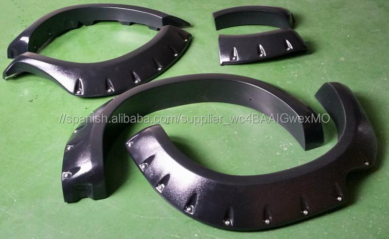 Catálogo de fabricantes de Toyota Fender Flare de alta calidad y ...