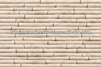 Digital Bamboo Print Wall Tiles
