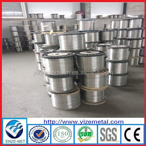 alibaba express stainless steel spring wire steel wire price size from 0.2mm to 6mm(Factory )