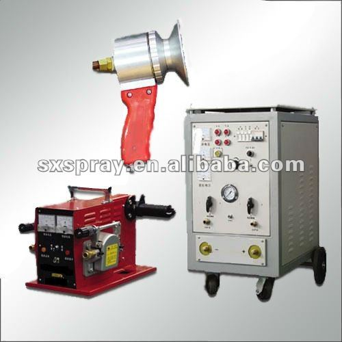 Stainless steel spray paint/ Arc spraying equipment