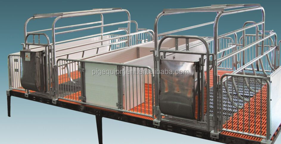 Pig equipment farrowing crate pig pen cage for livestock equipment
