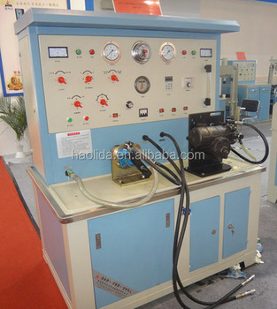 hydraulic test bench of automobile steering gear power. Black Bedroom Furniture Sets. Home Design Ideas