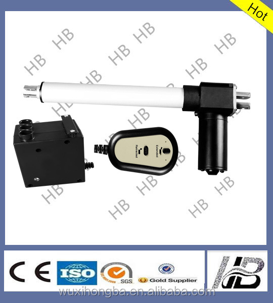 China linear servo actuator for office chair/massager chair