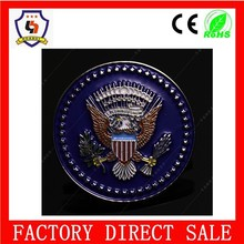 best selling chrome eagle emblem, china supplier (HH-emblem-023)