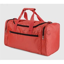 Factory direct price cheap duffle bag manufacturers vogue travel bag with water bottle holders