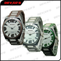 H3053G quartz watches japan movt stainless steel back Wristwatches gift 2012