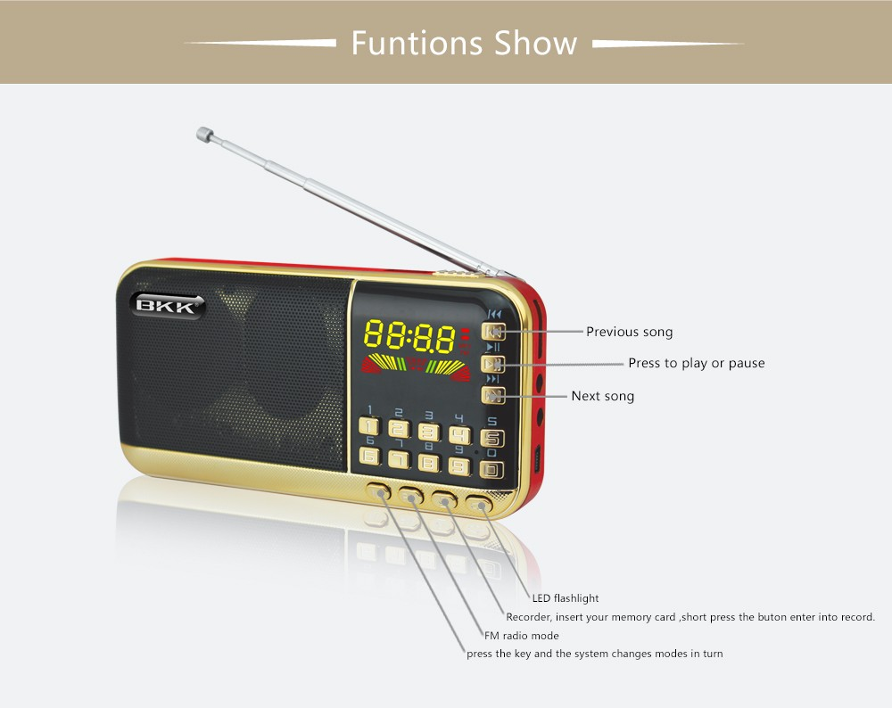Hindi mp3 song download speaker am/fm radio speaker (B822), View Hindi mp3  song download , BKK Product Details from Shenzhen HongHaoTianCheng