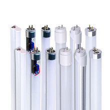 good price 6500k daylight 1200mm 18w t5 t8 light led pc tube from China factory