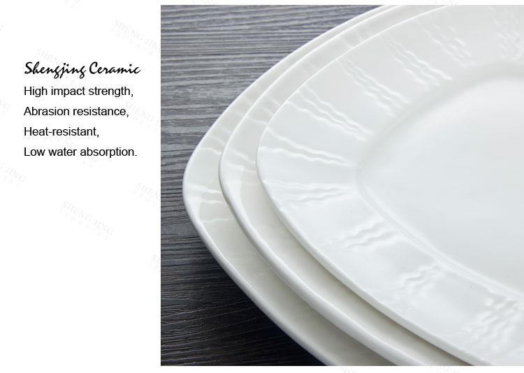 Restaurant Supply Japanese Pottery Food Plates / Commercial Dinner Plates  sc 1 st  Alibaba & Restaurant Supply Japanese Pottery Food Plates / Commercial Dinner ...