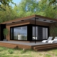 Best selling products container home complete bungalow australia with low price