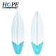 2018 hot sale color pigment fiberglass longboard epoxy clear resin surfboards