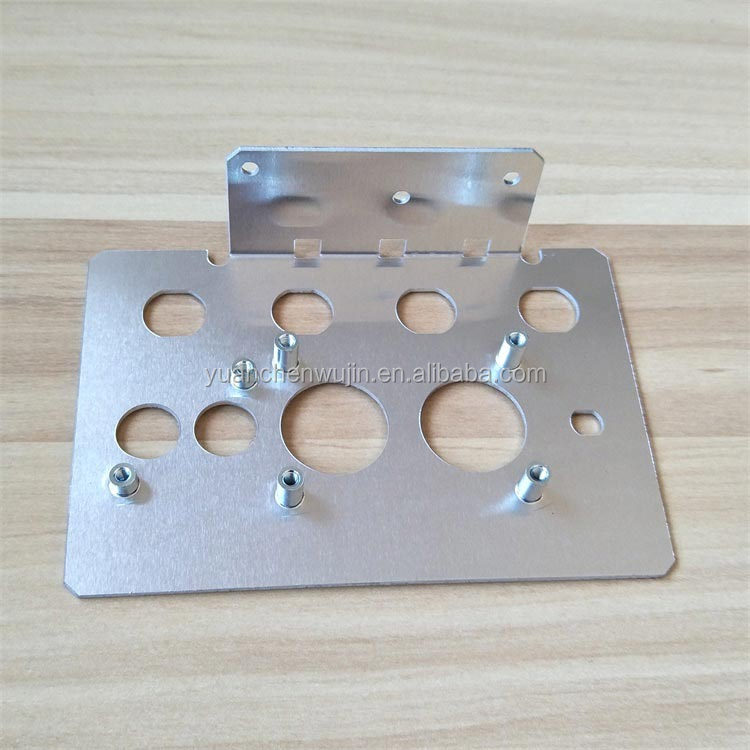 Aluminium Sheet Metal Work As Cutting Bending And Riveting - Buy Aluminium  Sheet Metal Work,Aluminium Bent Punched Parts,Aluminium Stamping Parts