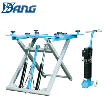 Small Portable Hydraulic Scissor Car Lift For Home Garage - Buy Portable  Hydraulic Scissor Car Lift,Portable Hydraulic Scissor Car Lift,Portable