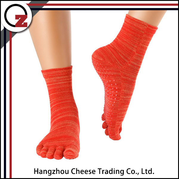 Compression sport tube sock for woman