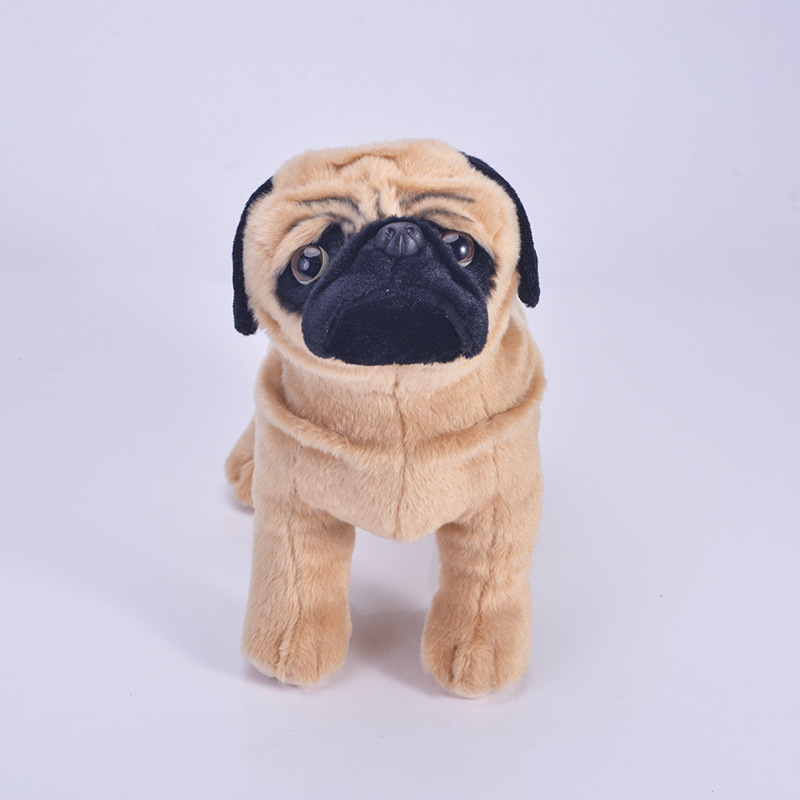Customized Black And White Pet <strong>Plush</strong> DogsToy <strong>Plush</strong> For Dogs